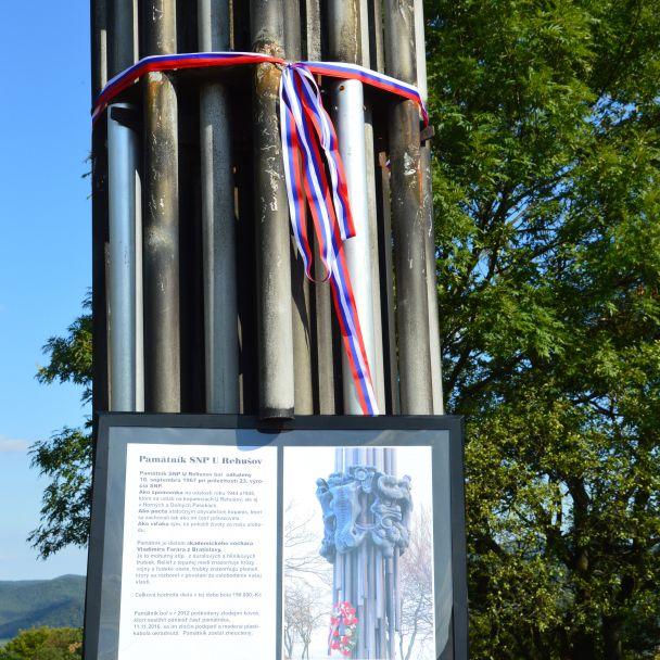 Pamätník SNP U Rehušov