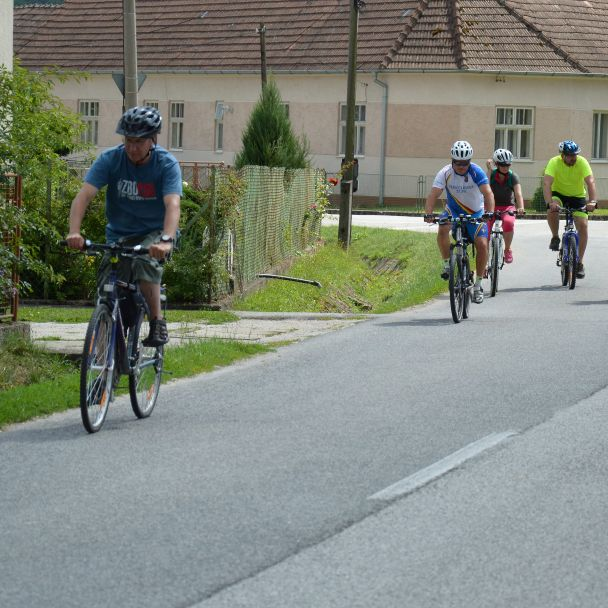 Cykloprejazd ČsOL 2018