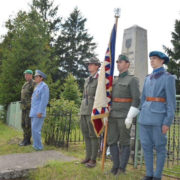 Národná púť k 100.výročiu bojov na Slovensku v r. 1919